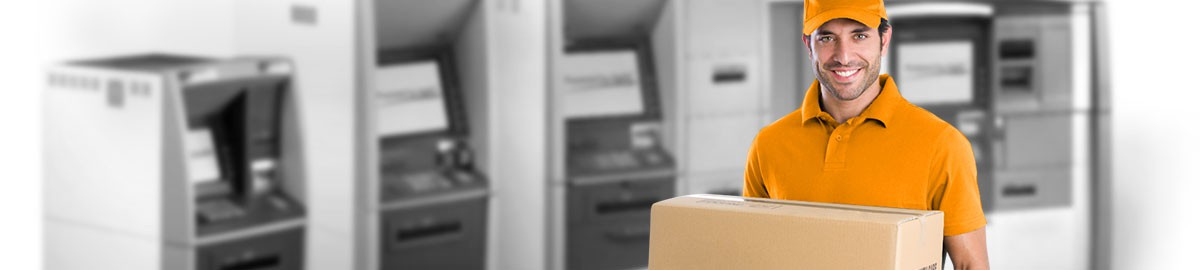 Анкерение банкоматов