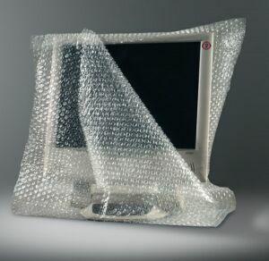 Трёхслойная воздушно-пузырьковая плёнка для переезда