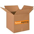 Картонная коробка для переезда №3 «Объёмная»